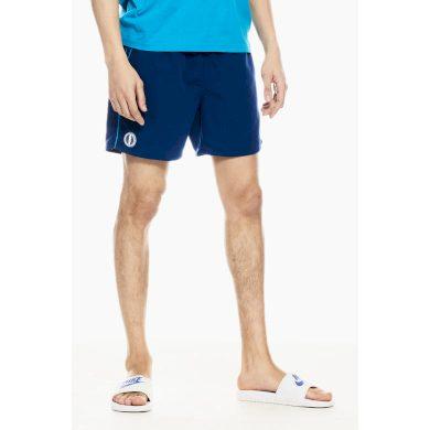 Pánské bermudy GARCIA Shorts 4581 Navy Peony Navy Peony L