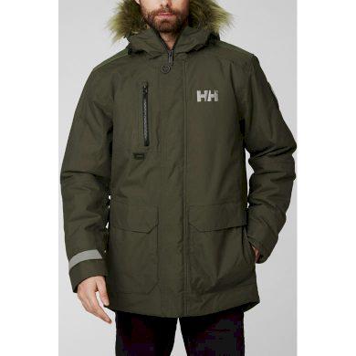 Pánská zimní bunda HELLY HANSEN SVALBARD PARKA 483 BELUGA BELUGA XL