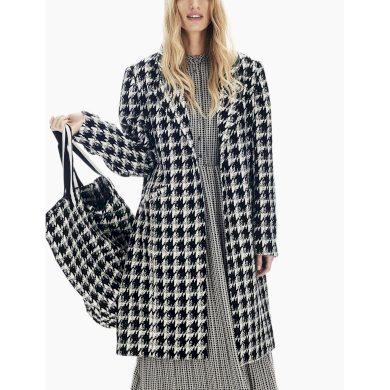 Dámská zimní kabát GARCIA ladies outdoor jacket 60 black black L