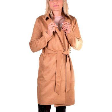 Zimní kabát BROADWAY CANTARA 210-104400 kávová 210-104400 kávová XL