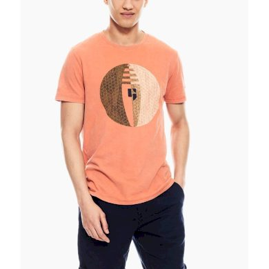Pánské triko GARCIA mens T-shirt ss papaya L