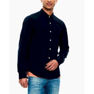 Pánská košile GARCIA shirt long sleeve dark moon L
