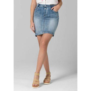 Dámská sukně TIMEZONE Denim Skirt 3039 velikost 31