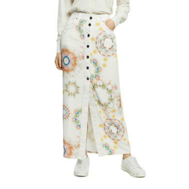 Dámská sukně SUNNY DAY WHITEBOARD velikost 42