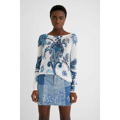 Dámský svetr DESIGUAL NELSON M