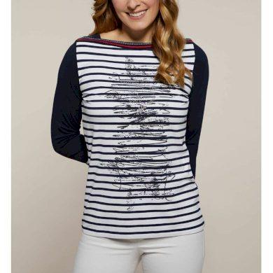 Dámské tričko HAJO D SHIRT 609 velikost 36