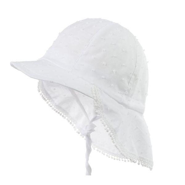 JAMIKS dívčí kšiltovka Dina bílá
