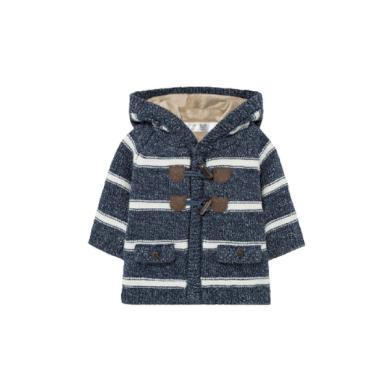 MAYORAL chlapecký svetr pruhy modrá