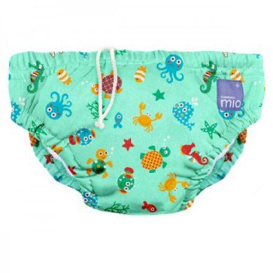BAMBINO MIO Kalhotky koupací Under the Sea