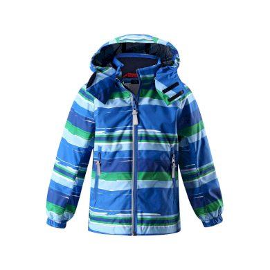 Reima dětská bunda Tour 521489B - modro zelená