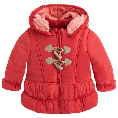 Mayoral Dětská zimní bunda - červená