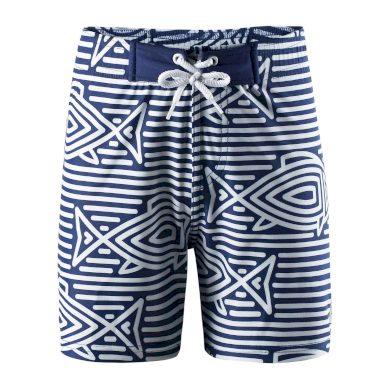 Reima Chlapecké plavky Biitzi - modro bílé