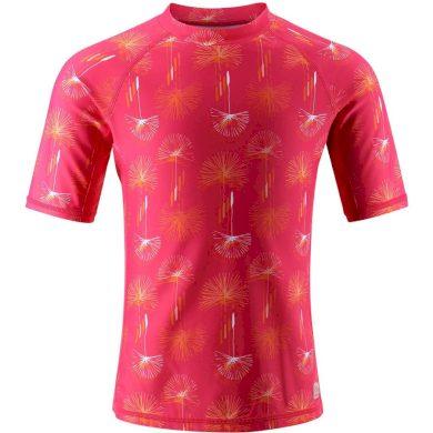 REIMA dívčí triko s krátkým rukávem Ionian-Berry pink