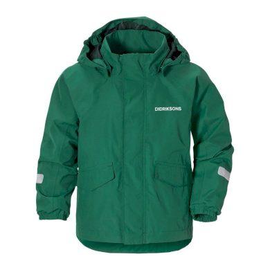 DIDRIKSONS1913 chlapecká bunda GLANTAN zelená