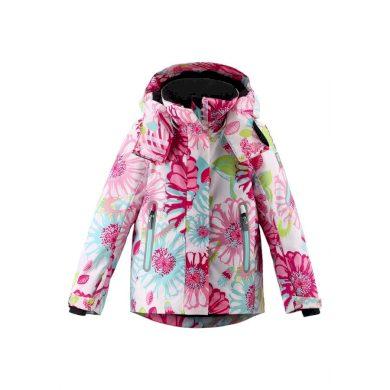 REIMA dívčí zimní bunda s membránou Roxana Raspberry Pink