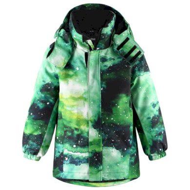 REIMA dětská zimní bunda Kaarto Green