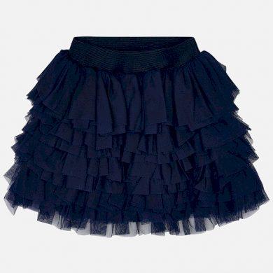 MAYORAL dívčí tylová sukně tmavě modrá