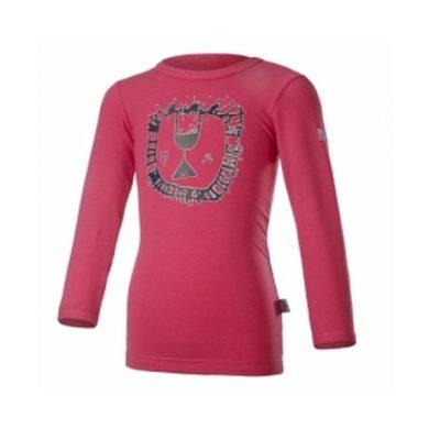 LITTLE ANGEL Tričko smyk ZOO DR Outlast® barva sytě růžová