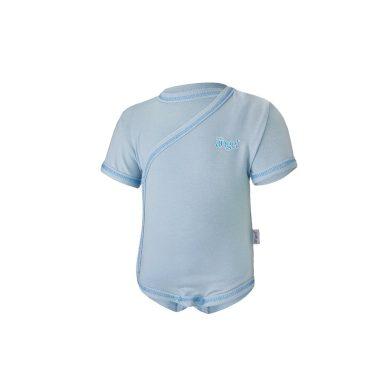 LITTLE ANGEL Body tenké zavinovací KR Outlast® sv.modrá