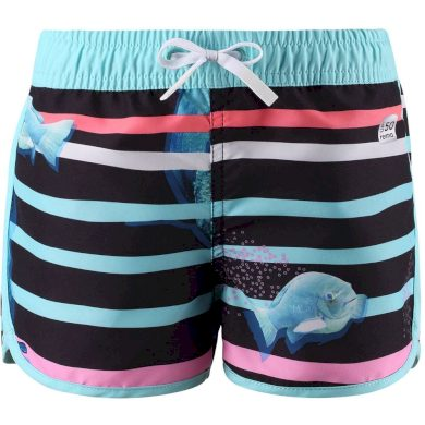 REIMA dětské kraťasy Fidzi - Unicorn pink
