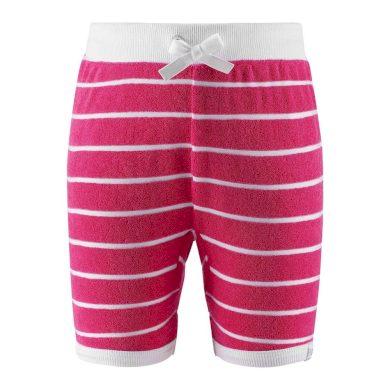 REIMA dětské UV kraťasy Marmara - Berry pink