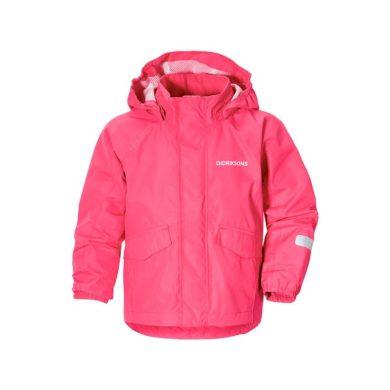 DIDRIKSONS1913 dívčí bunda GLANTAN růžová