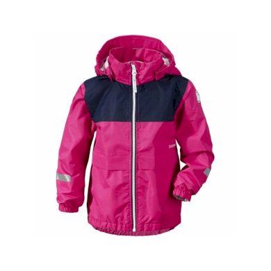 DIDRIKSONS1913 dívčí bunda DROPPEN růžová