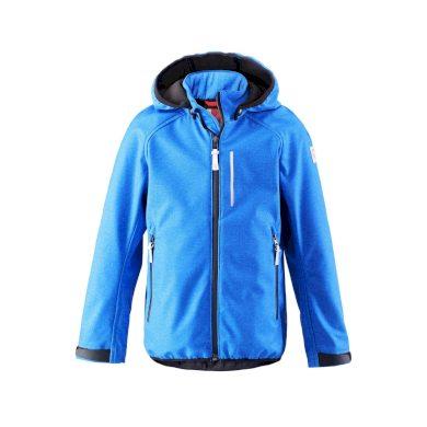 Reima dětská softshellová bunda Kartta 531241 - modrá