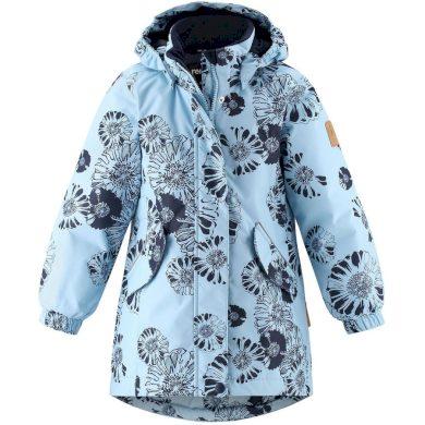 REIMA dívčí zimní bunda Taho Blue Dream
