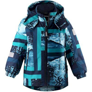 REIMA chlapecká zimní bunda Maunu Navy