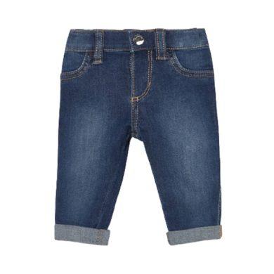 MAYORAL dívčí džíny srdíčka na kapse, tmavě modrá
