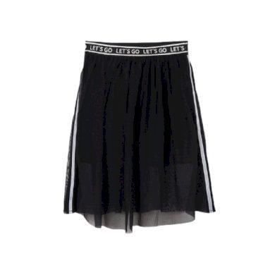 MAYORAL dívčí legíny s tylovou sukní, černá