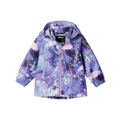 REIMA dívčí jarní bunda Hete Light violet