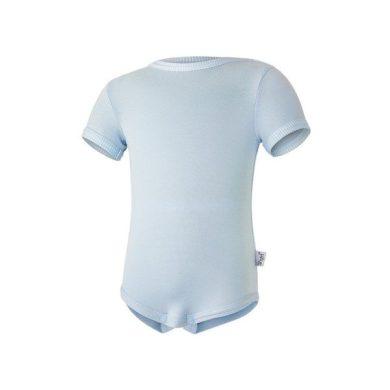 LITTLE ANGEL Body tenké KR Outlast® - sv.modrá/pruh sv.modrobílý