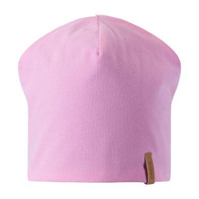 REIMA dívčí oboustranná čepice Tanssi - Rose pink