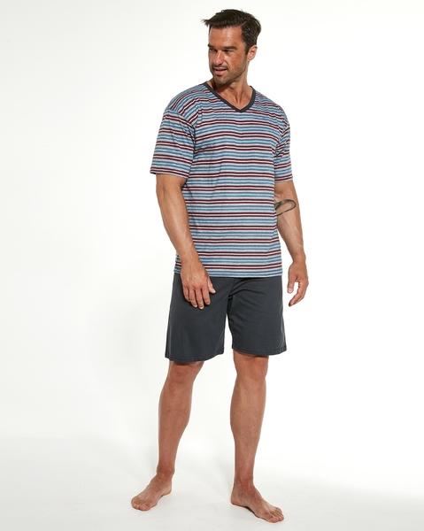 CORNETTE Pánské pyžamo 330/22 barva vícebarevné, velikost M