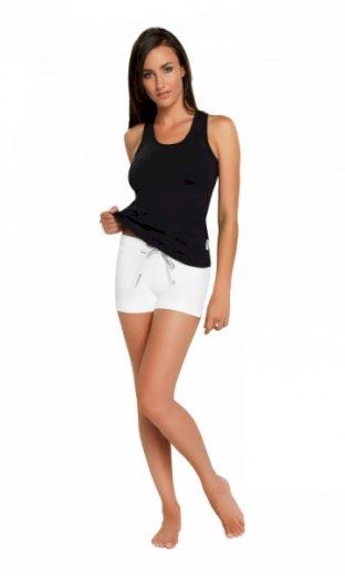 WINNER Fitness šortky Adela I nair barva bílá, velikost XL