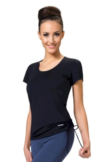 WINNER Fitness tričko Dominika II black barva černá, velikost S