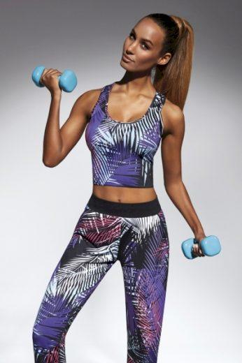BAS BLEU Dámský sportovní top Jamaica top 30 barva viz foto, velikost S