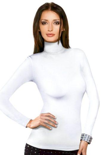 BABELL Dámské tričko Kimi white barva bílá, velikost S