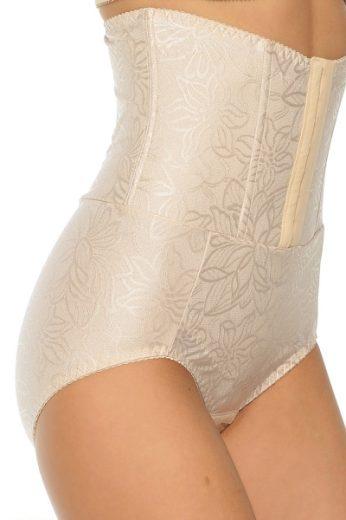 MITEX Stahovací korzet Super talia beige barva béžová, velikost XL