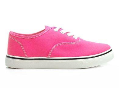 CNB Zářivé růžové tenisky velikost 41