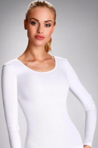ELDAR Dámské tričko Irene plus white barva bílá, velikost XXL