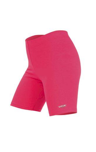 LITEX Legíny dětské krátké 99428 barva růžová, velikost 122