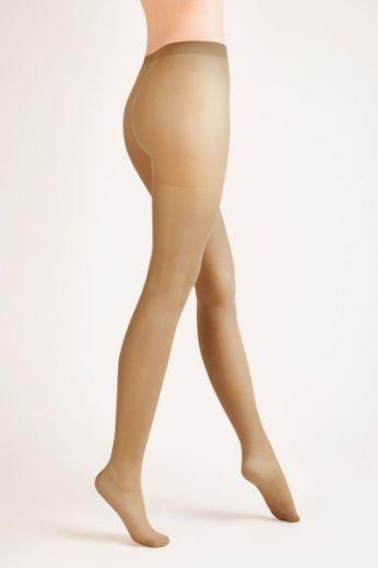 GABRIELLA Dámské punčocháče Classic 15 den plus neutro barva Neutro, velikost XL