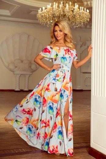 NUMOCO Dámské šaty 194-1 barva viz foto, velikost XS