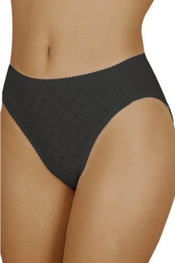 ITALIAN FASHION Dámské kalhotky Gina black barva černá, velikost S
