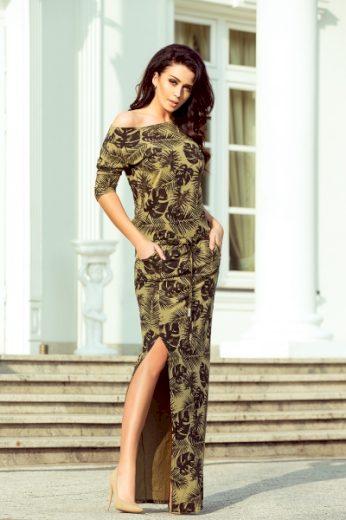 NUMOCO Dámské šaty 220-2 barva viz foto, velikost XS