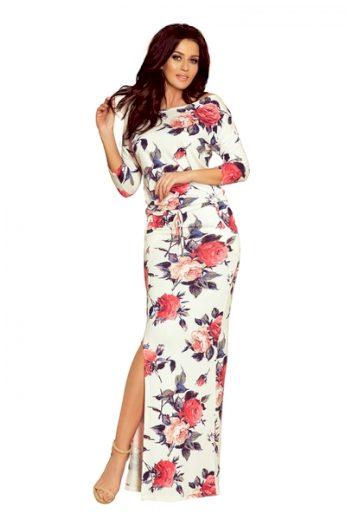 NUMOCO Dámské šaty 220-4 barva vícebarevné, velikost XL