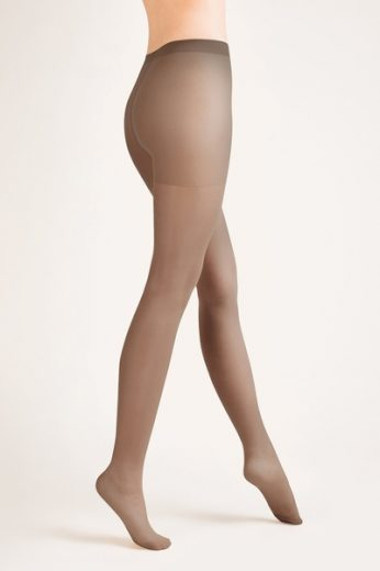 GABRIELLA Dámské punčocháče 105 classic muscade barva viz foto, velikost S
